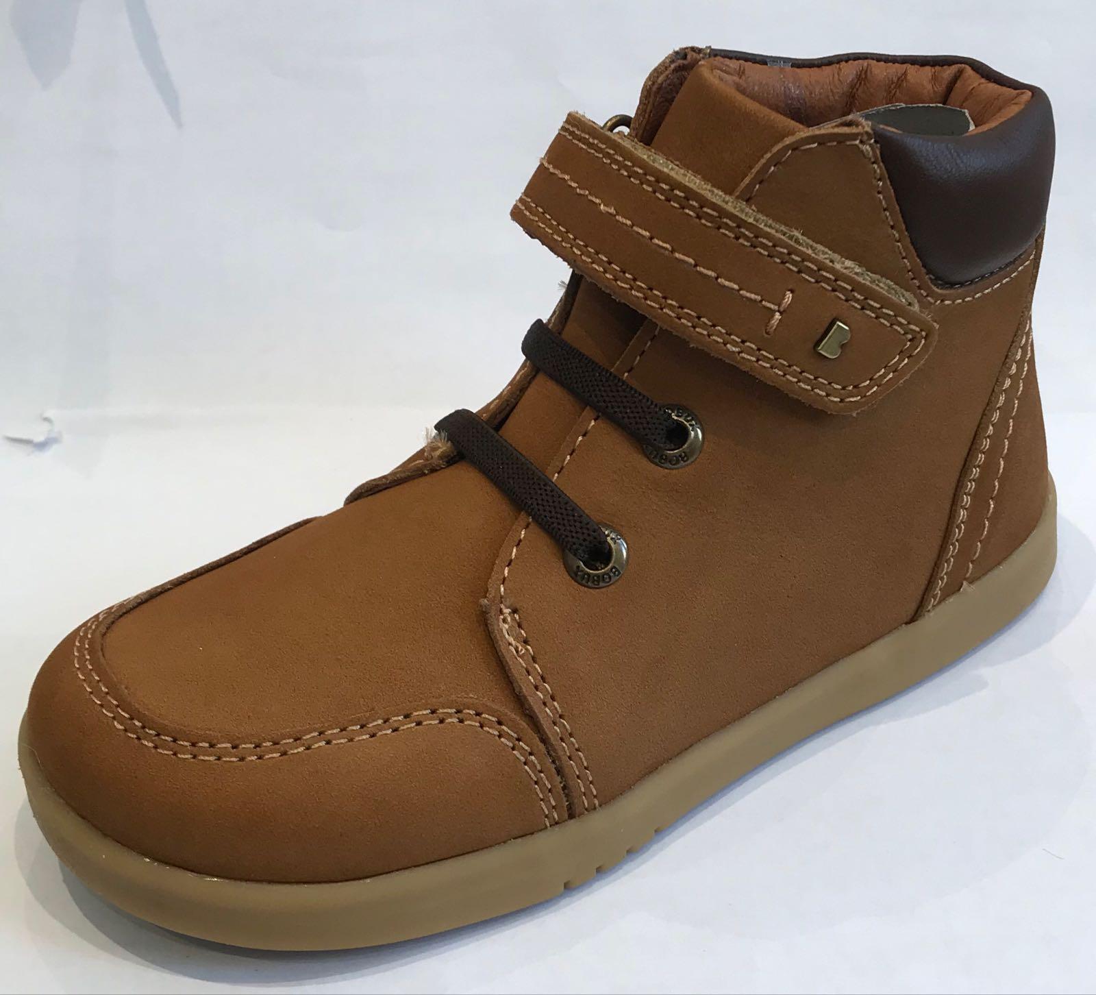 Bobux KP Timber Boot, Mustard