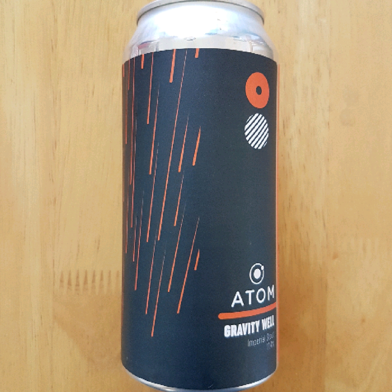 Atom Gravity Well