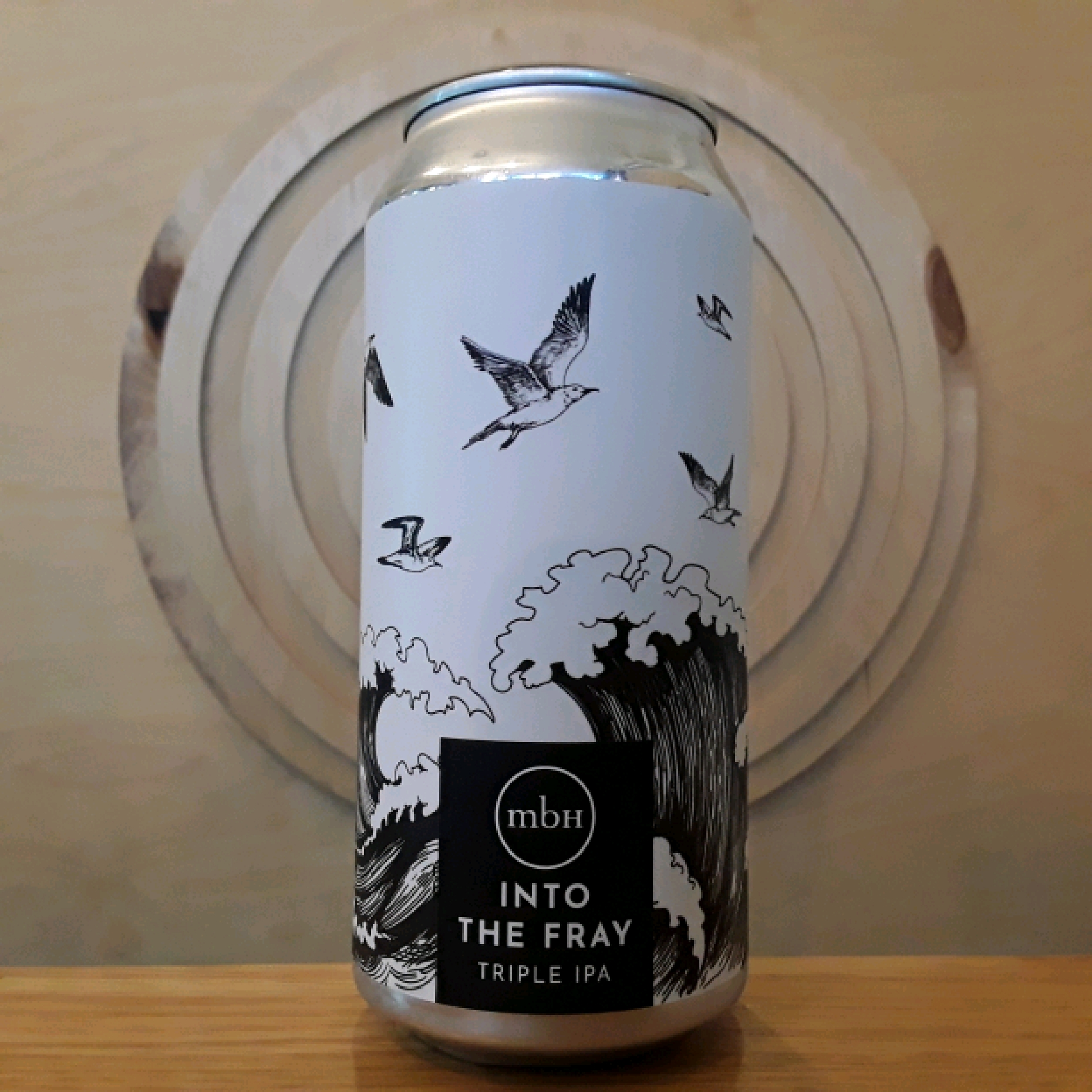 Mobberley Brewhouse | Into the Fray | TIPA
