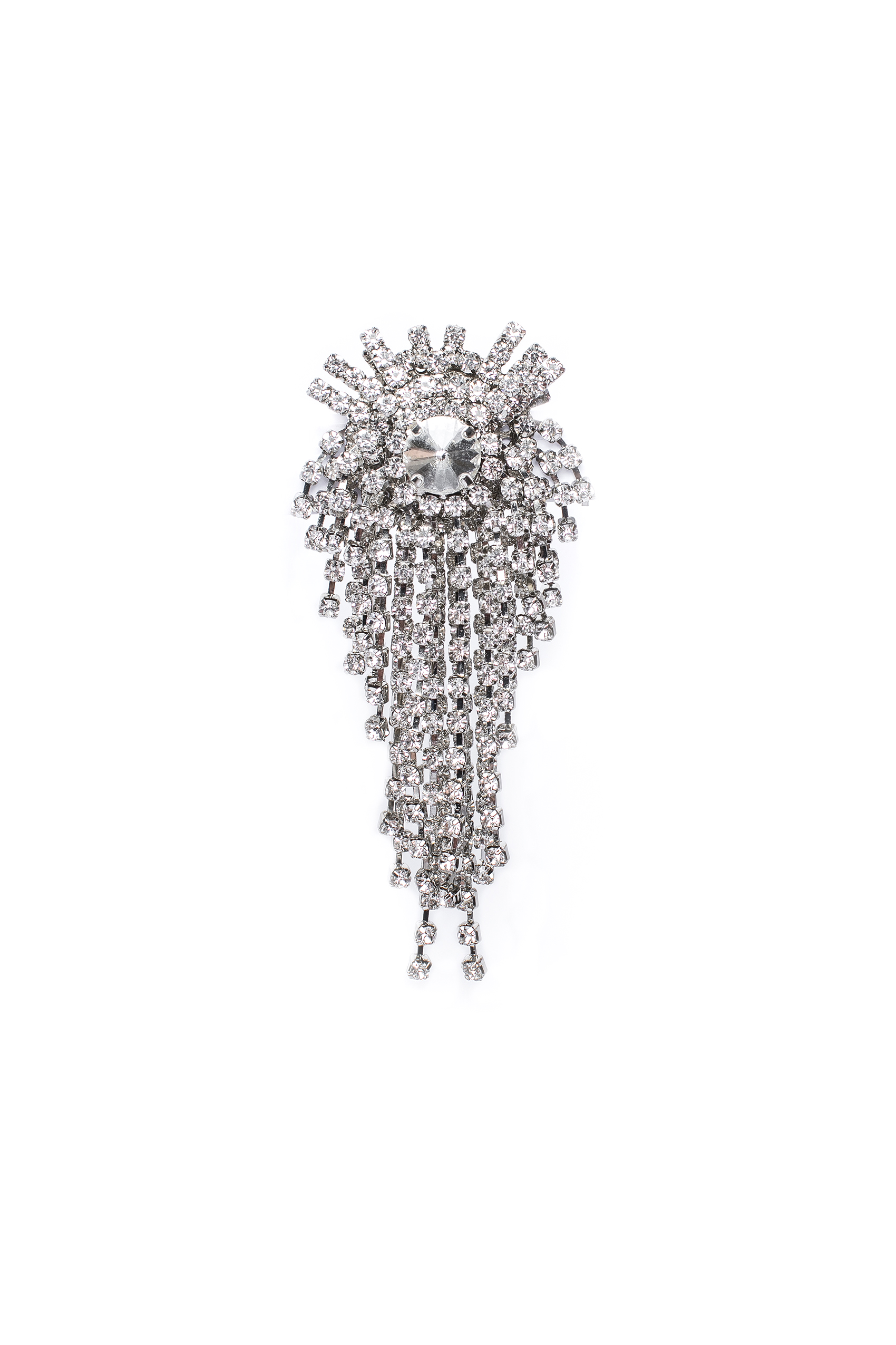 Alexandre Vauthier Cristal Jewellery Earrings
