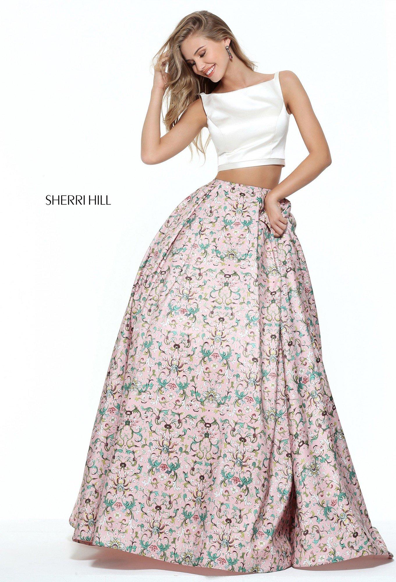 SHERRI HILL DRESS 51123