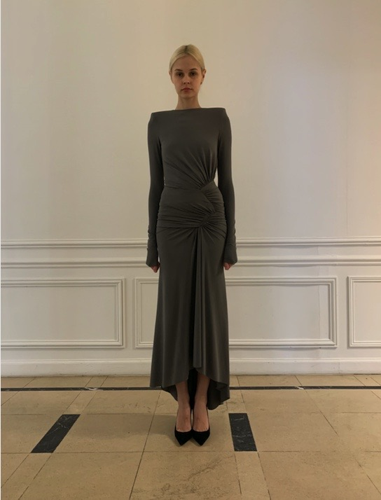 Alexandre Vauthier Longsleeves dress