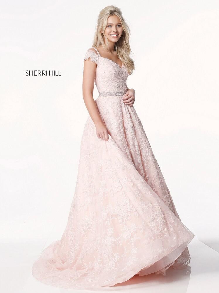 SHERRI HILL DRESS 51451
