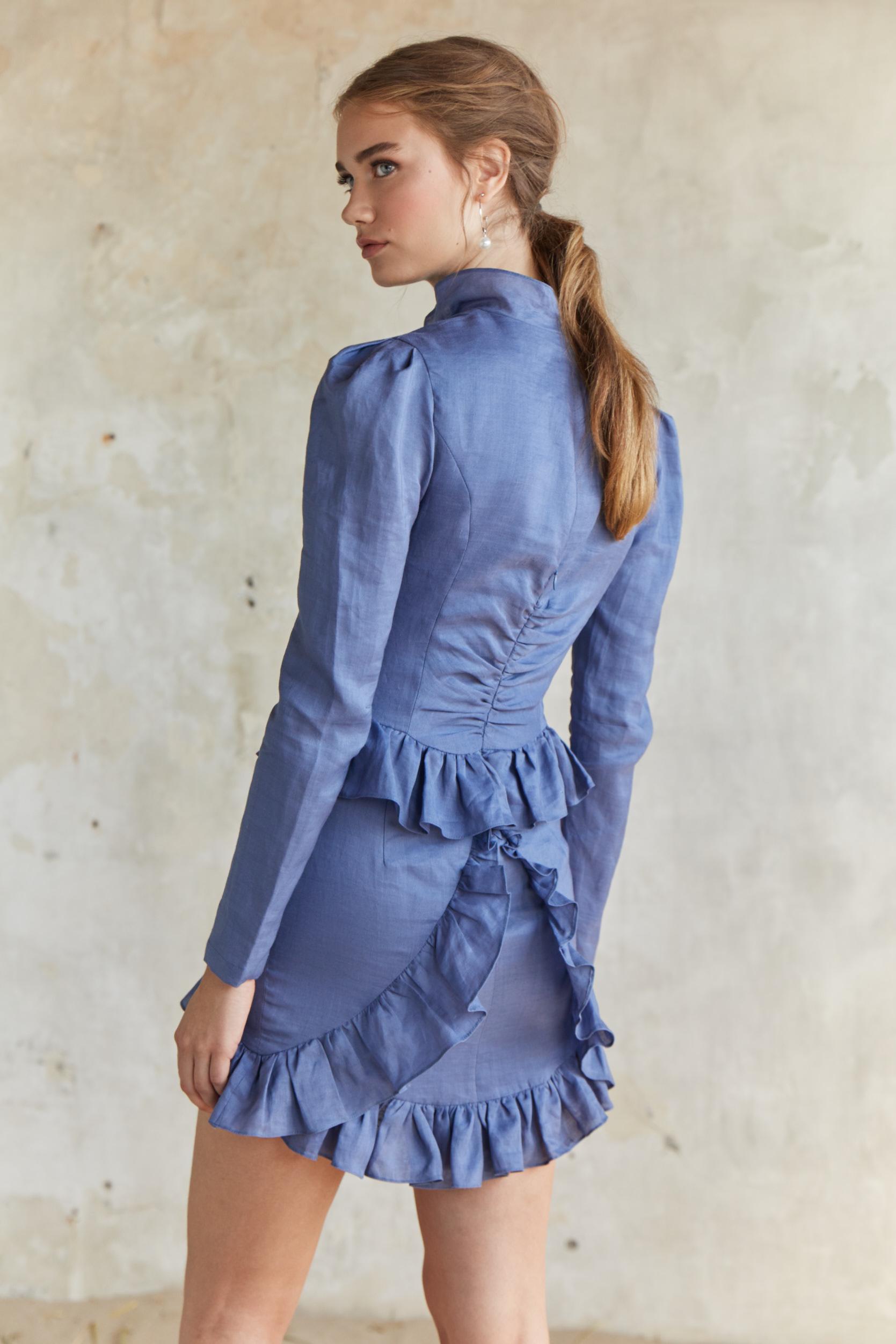 MUSEUM OF FINE CLOTHING SHORT DRESS