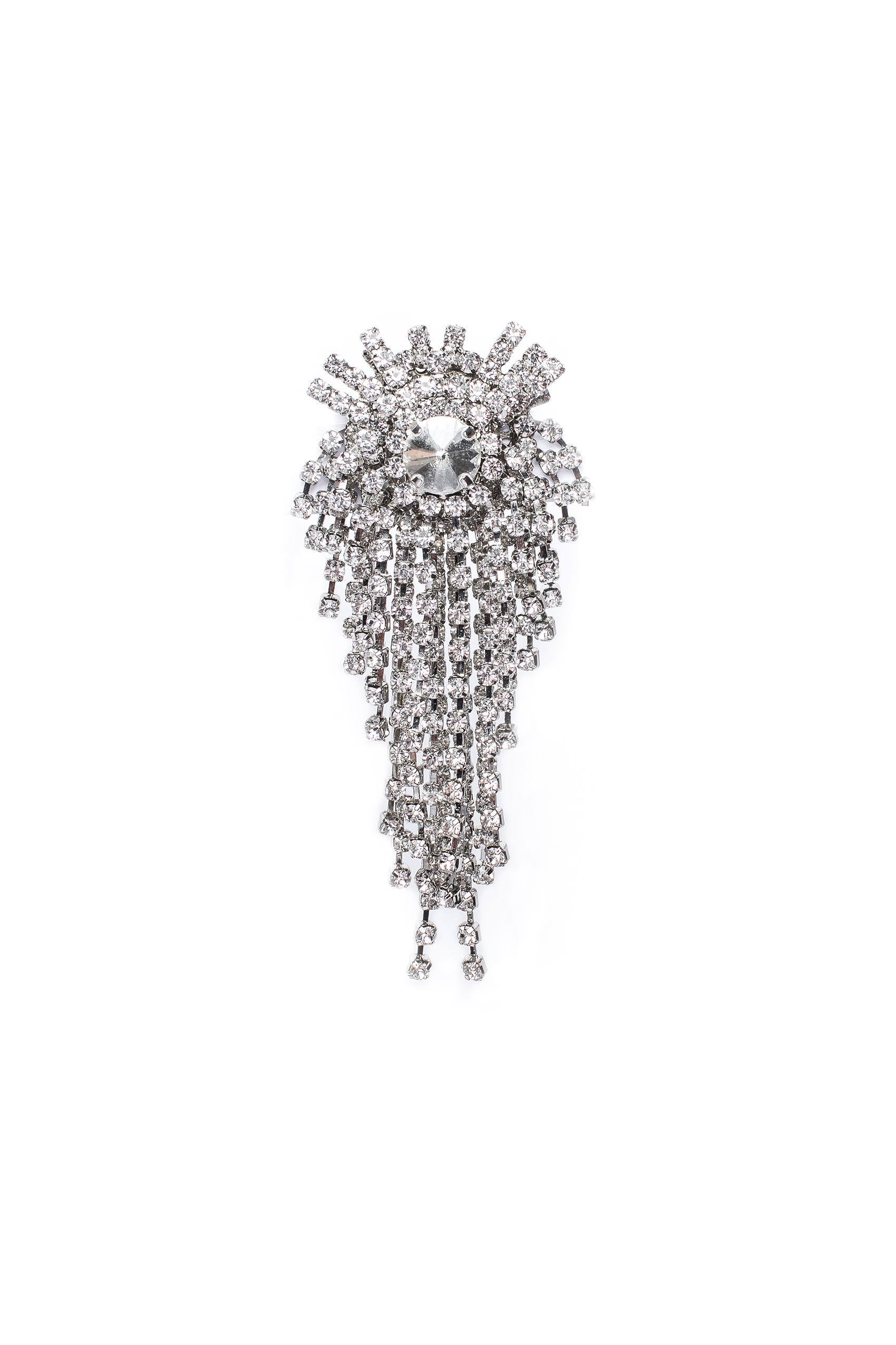 Alexandre Vauthier Cristal Jewellery Pins