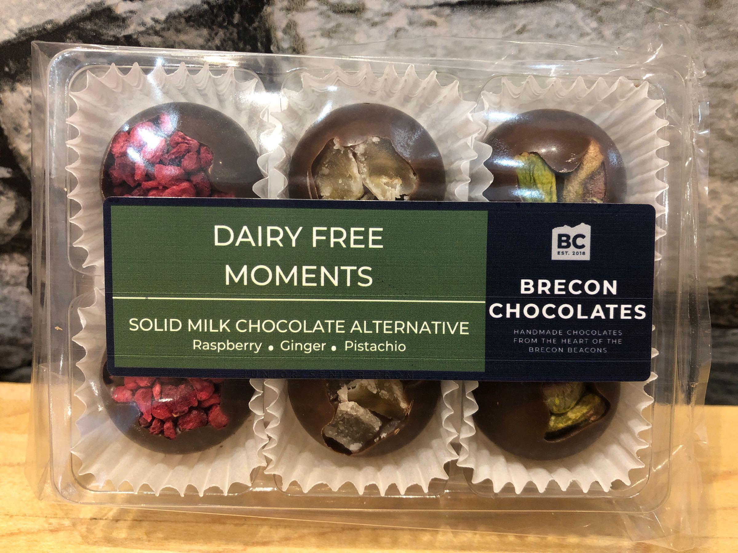 Dairy Free Milk Chocolate Alternative Moments