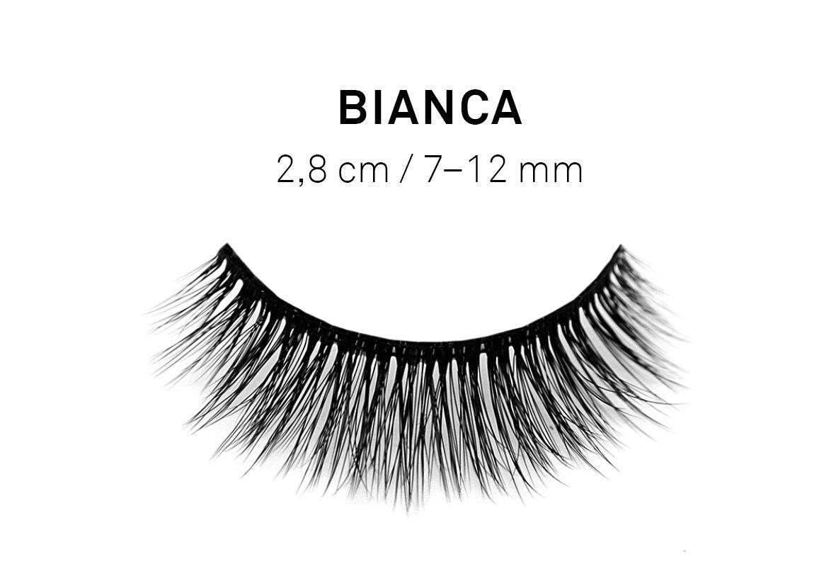 BP magneettiripset 2in1 Bianca D kaari