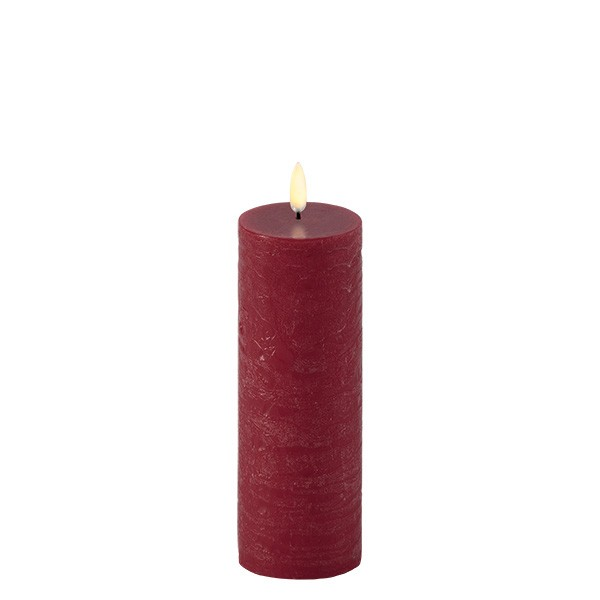 Pillar Candle 5,8 x 15,2 cm RED