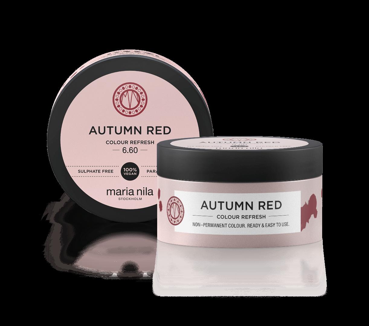 Colour Refresh Autumn Red 100 ml