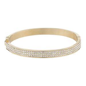 Anglais oval brace gold