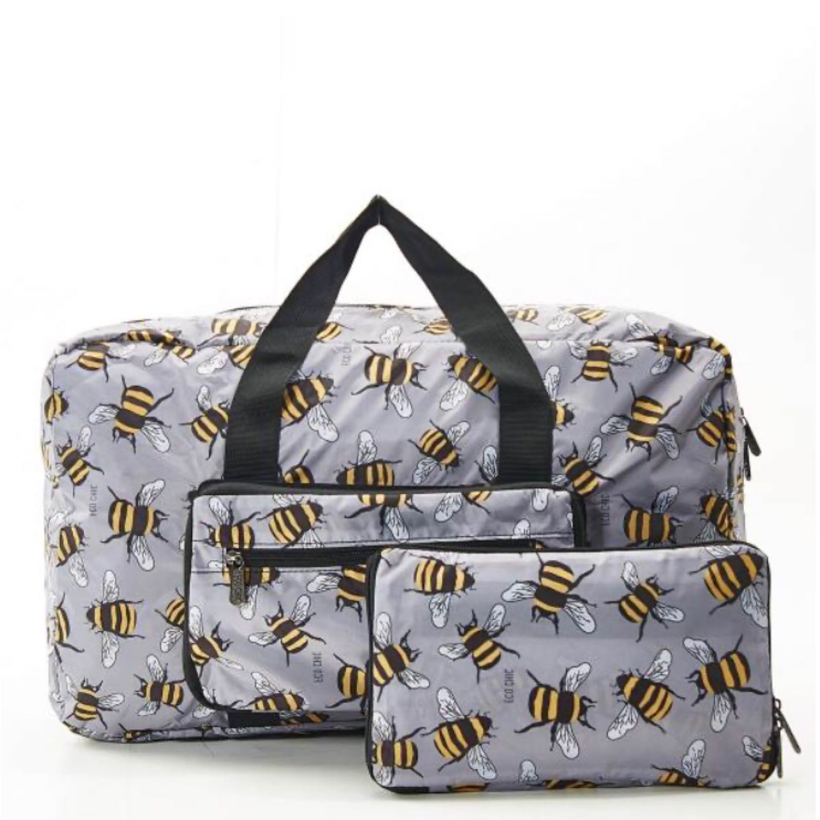 'Bees' Foldable Holdall