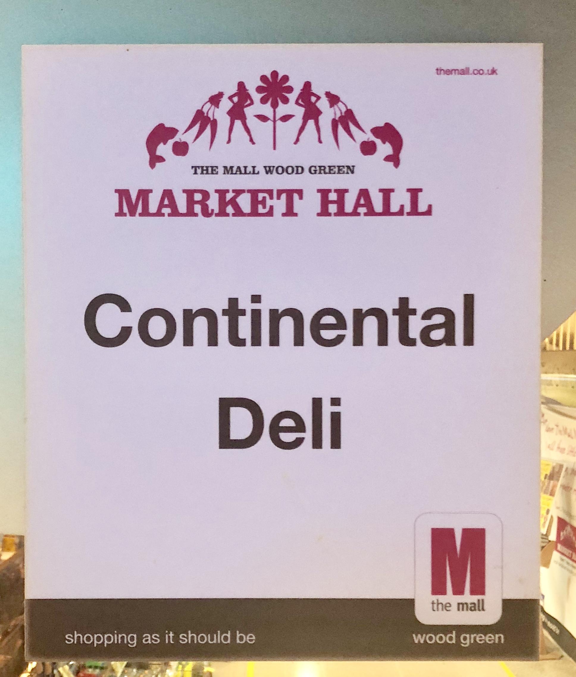 Continental Delicatessen