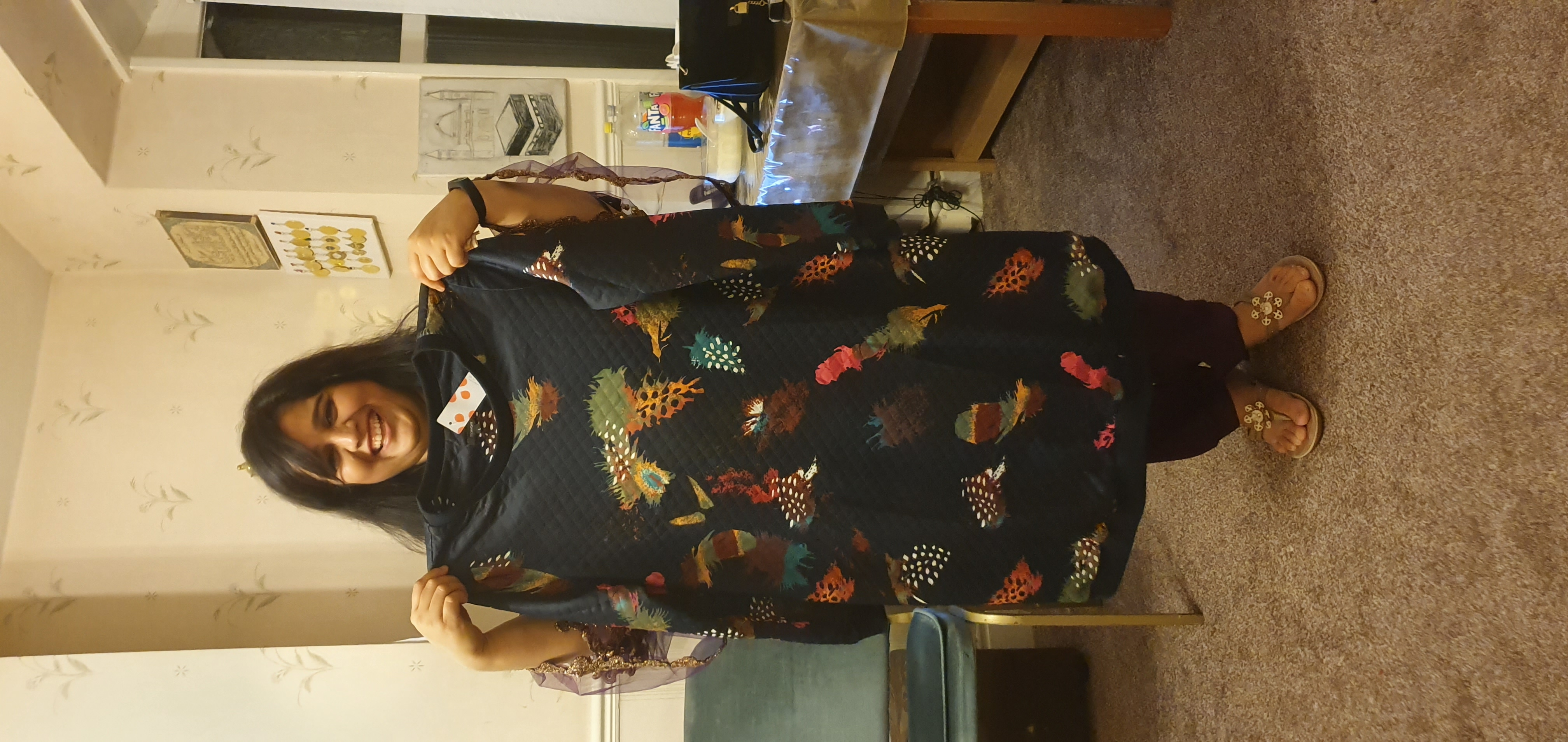 Usma's fashion
