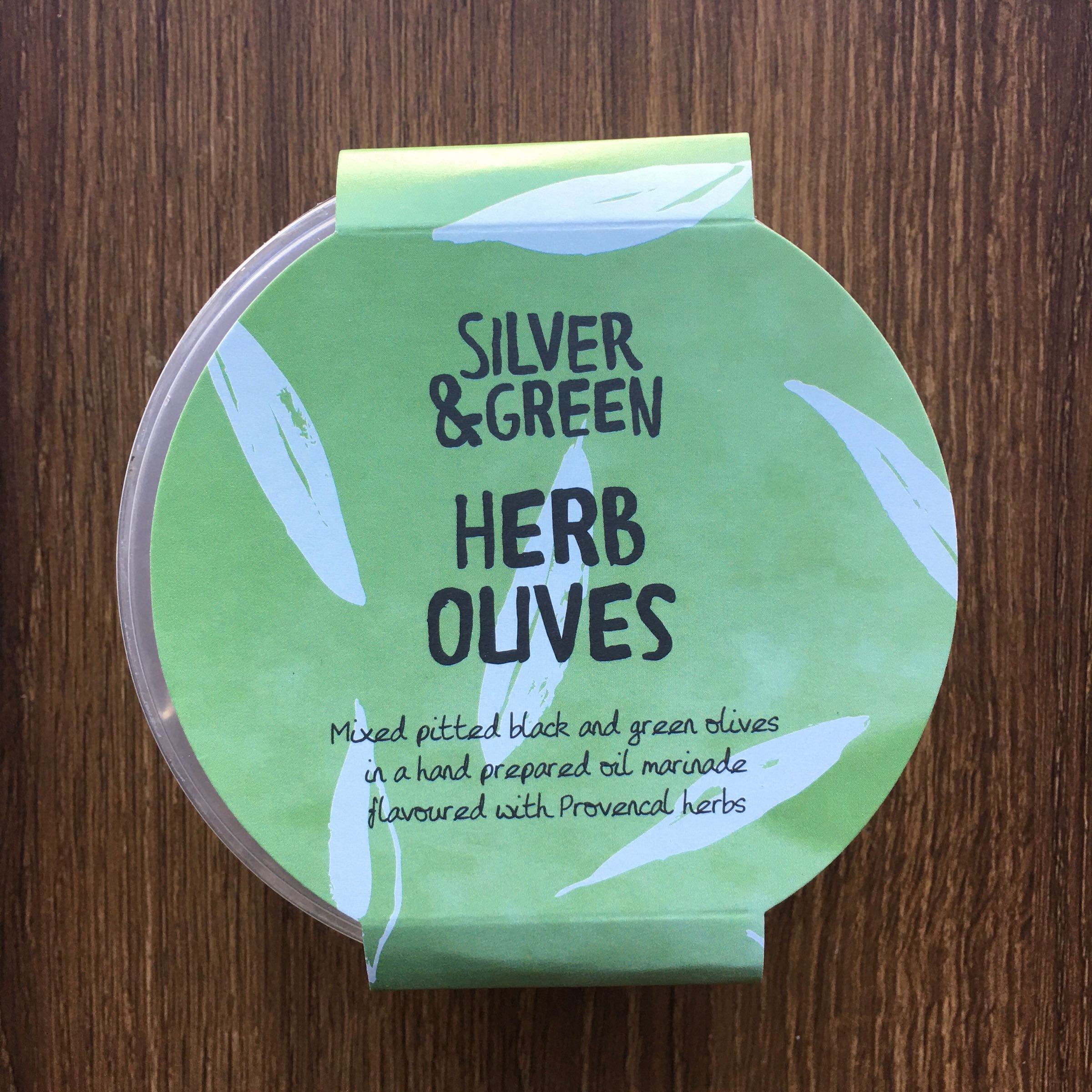 Herb Olives