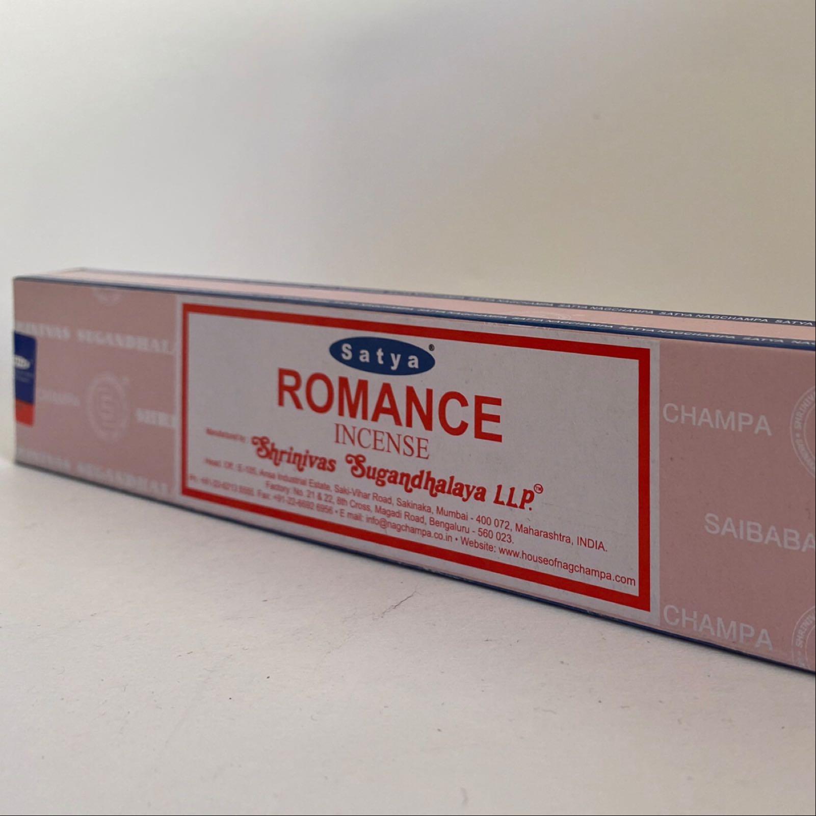 'Romance' Incense Sticks