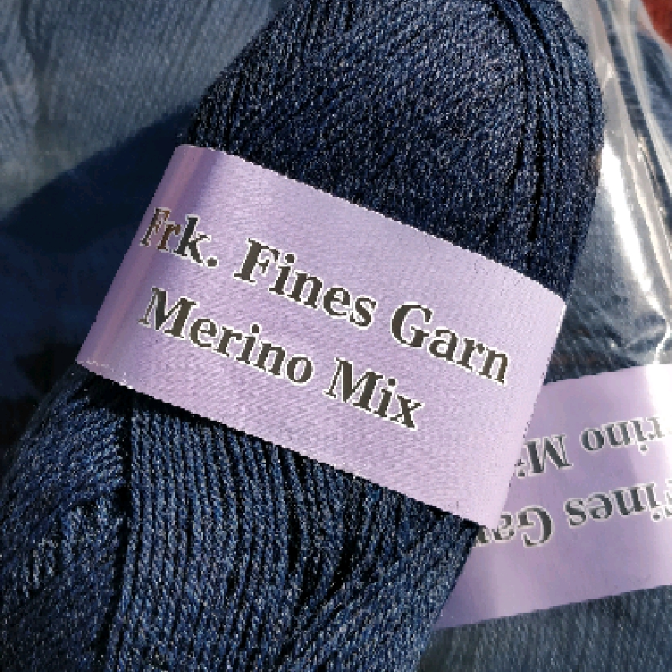 Frk. Fines Merino Mix