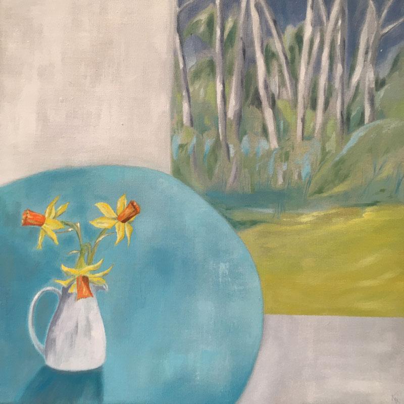WHI052, Spring Still Life I