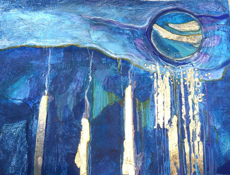 MCD193, Weeping Spring Moon