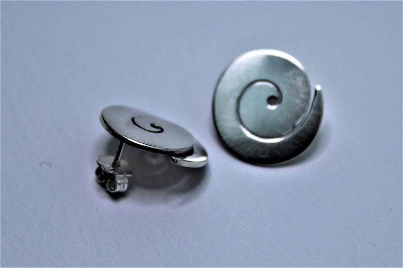 KEI054, Earstuds Sterling Silver