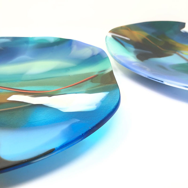 SHI302, Abstract Squeeze Platter II