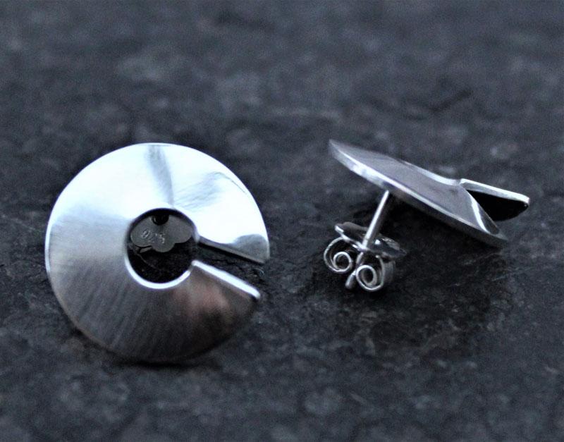 KEI062, Earstuds Sterling Silver