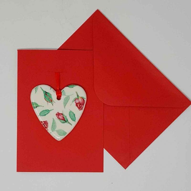 BRI101,  Heart Card