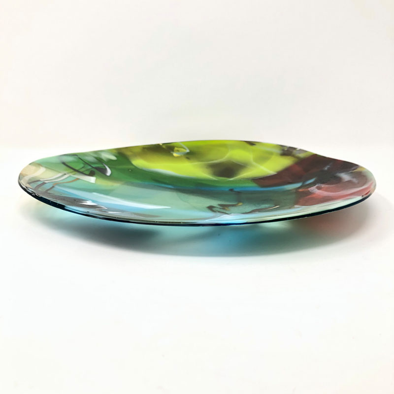 SHI304, Abstract Squeeze Platter IV