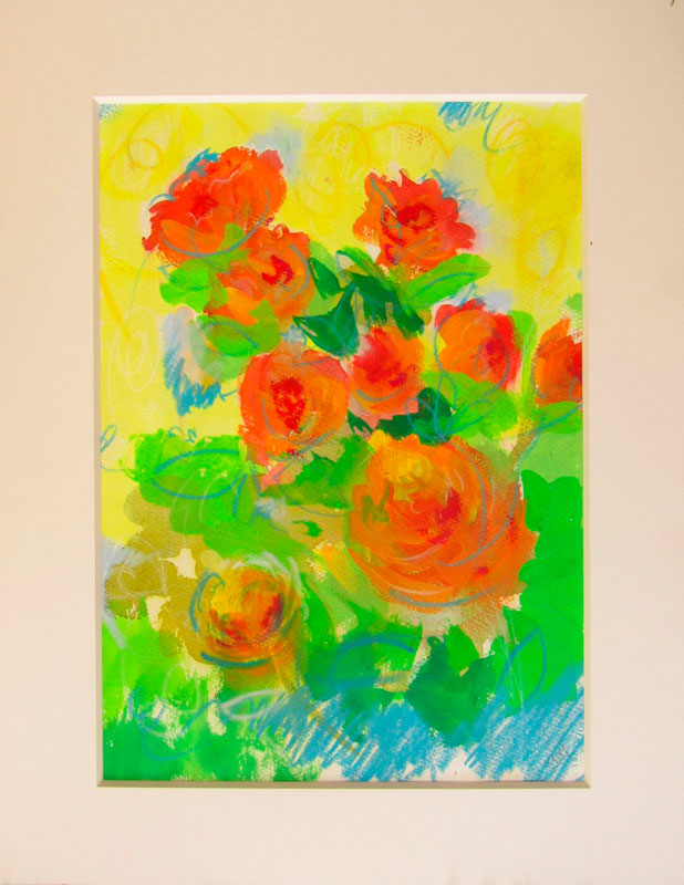 DEM207, Rose Blush