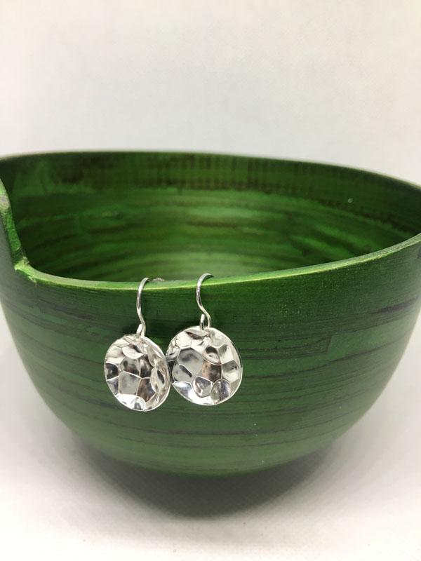 POW028, Bubble Drop Earrings