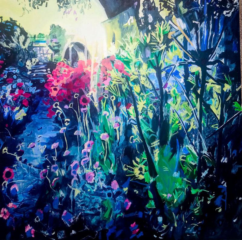 FAR999, Amy's garden