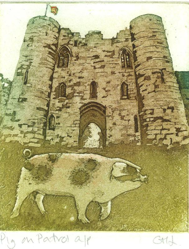 LON184, Pig on Patrol
