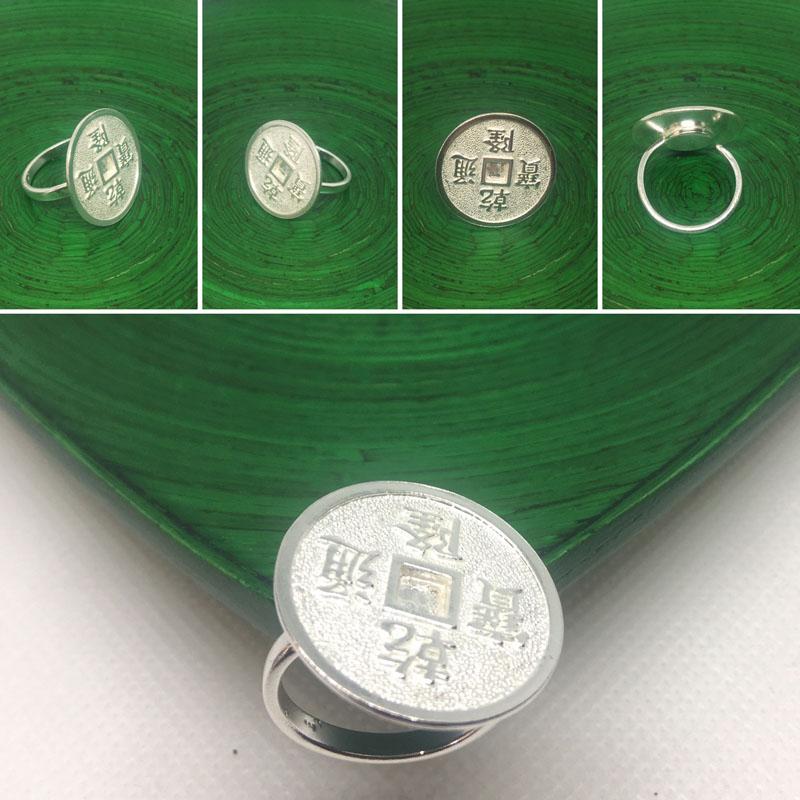 POW011, Oriental Spoon Ring