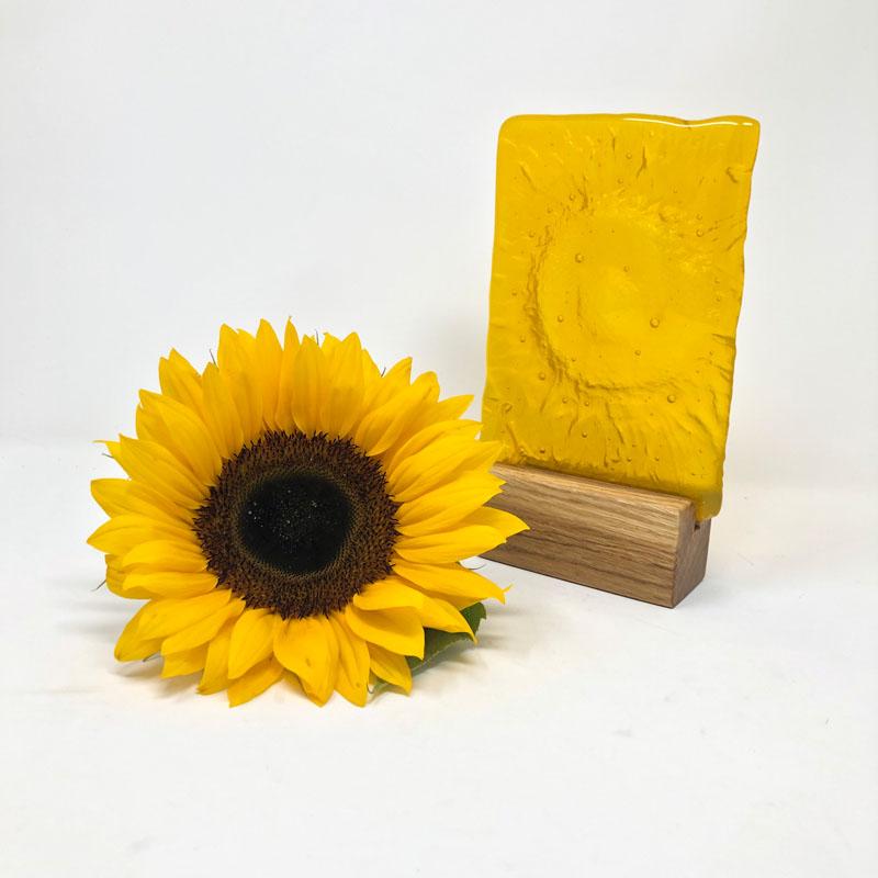 SHI333, Small Sunflower block