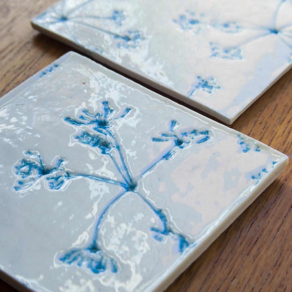 EMT001, Porcelain Coasters