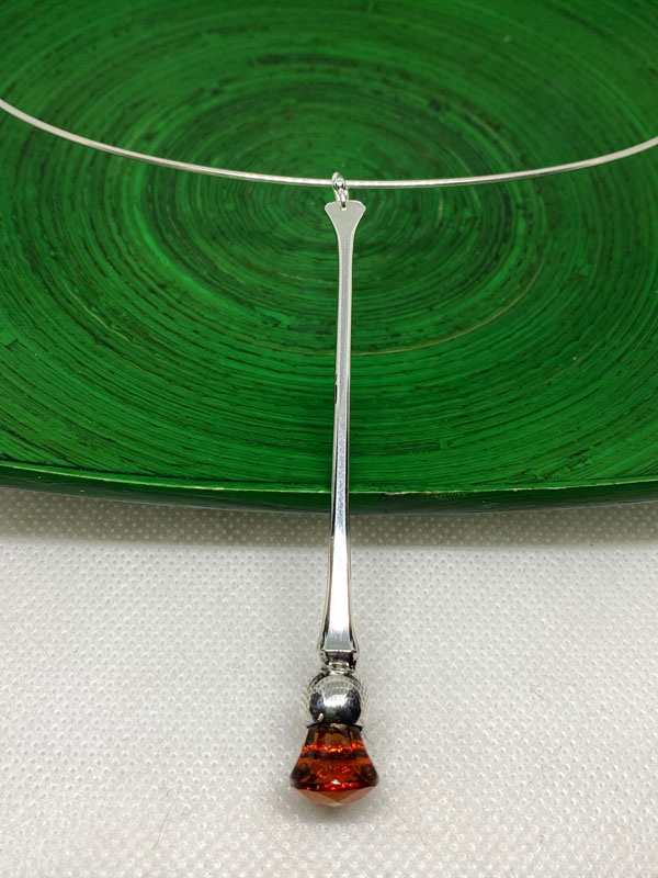 POW020, Thistle Spoon Choker