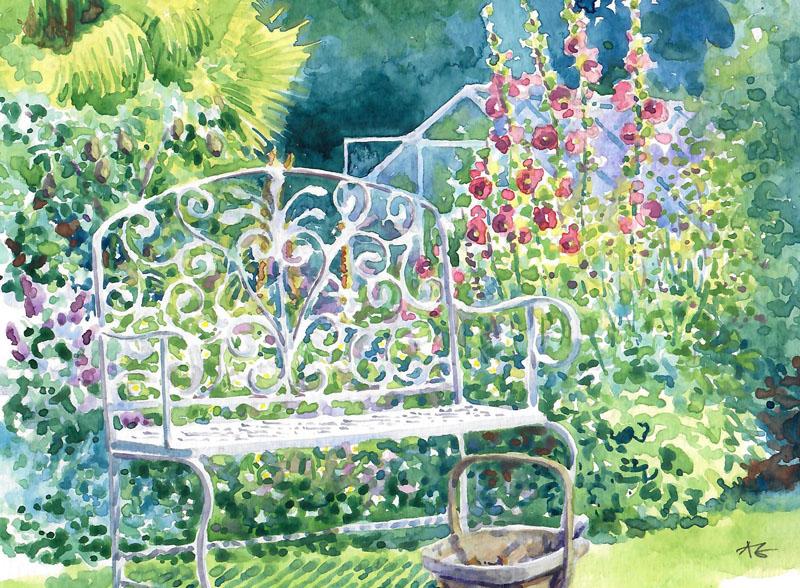 ENT108, Gardener's rest