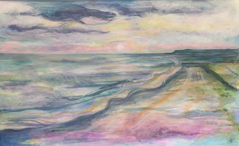 MCD202, Dreamy Walk on the Beach