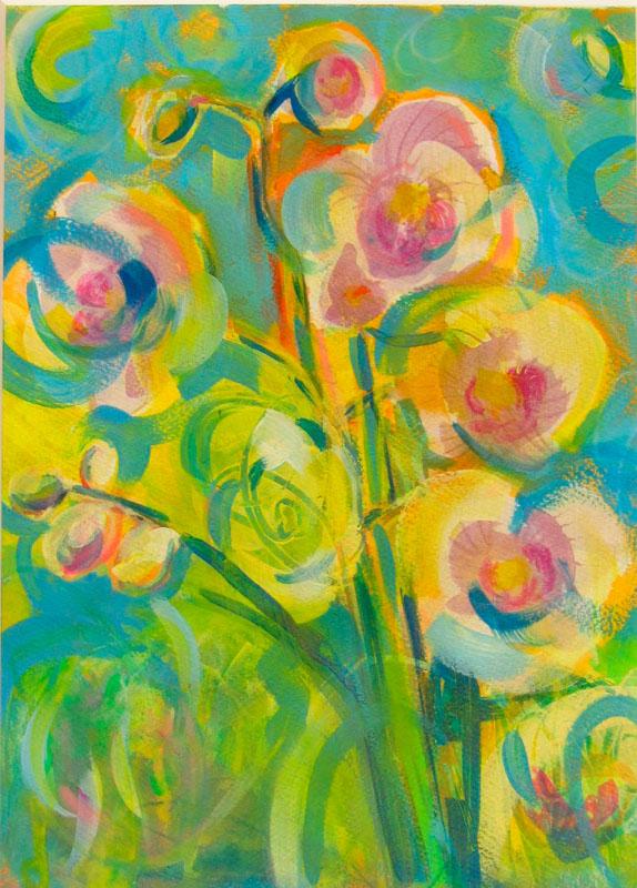 DEM208, Orchid Pink