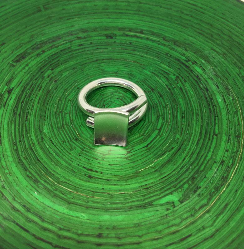 POW012, Rectangle Wrap Ring