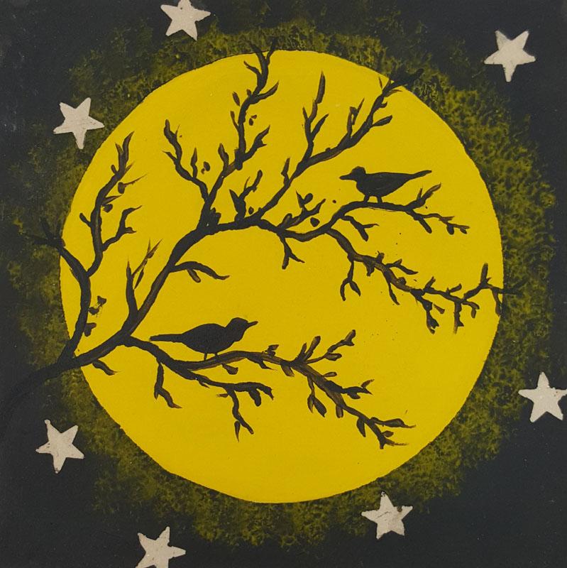 BRI067, Full Moon, Socially Distanced