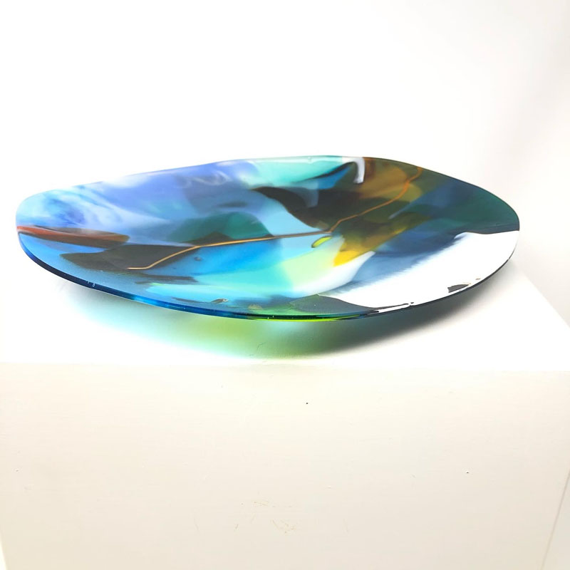 SHI301, Abstract Squeeze Platter I