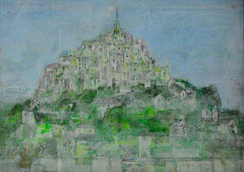 CHA183, Mont-St-Michel
