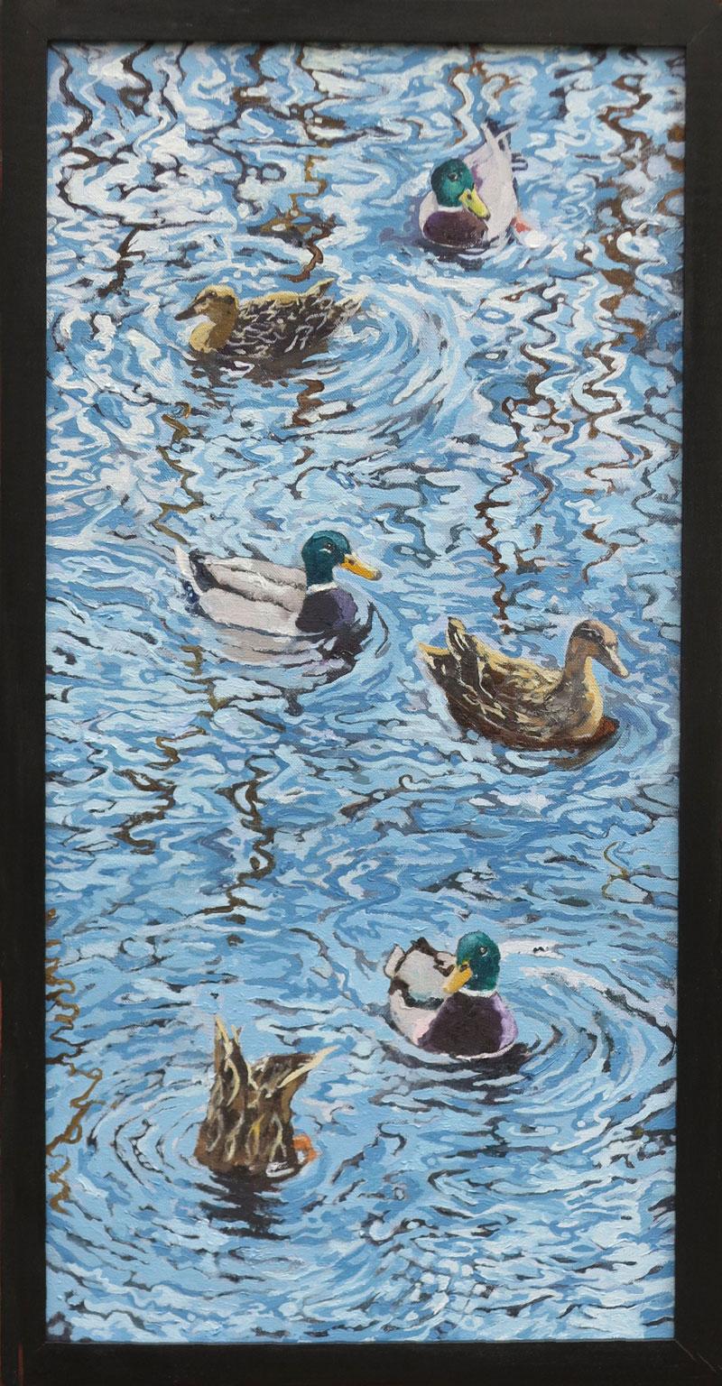LON207, Duck  Ripples