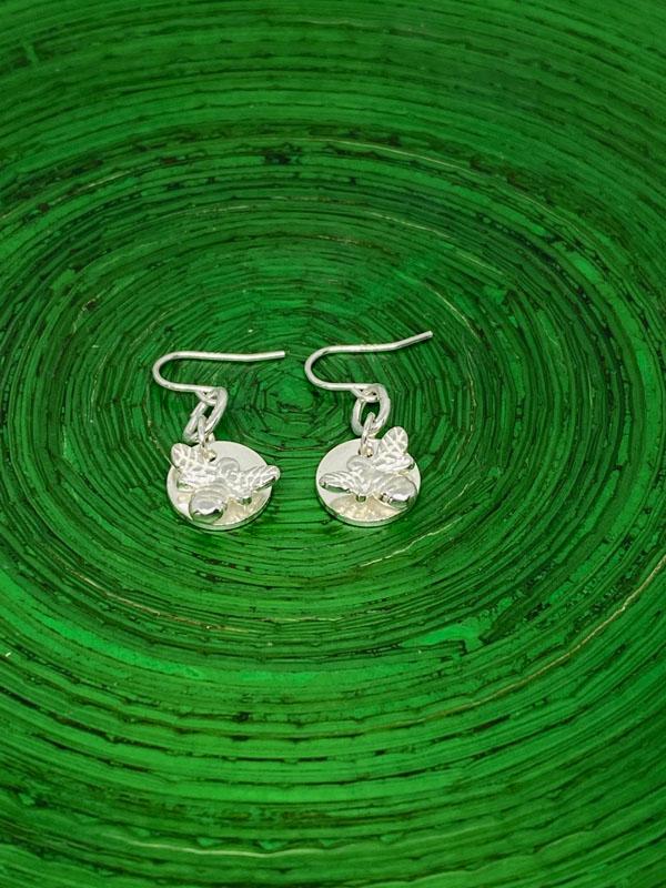 POW014, Bee Earrings