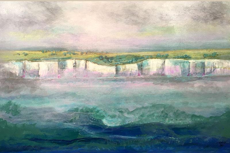 MCD203, Enigmatic Cliffs Kent