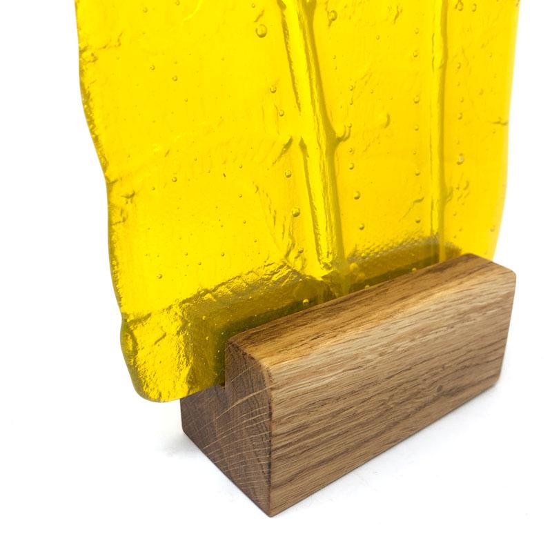SHI314, Yellow Fern block