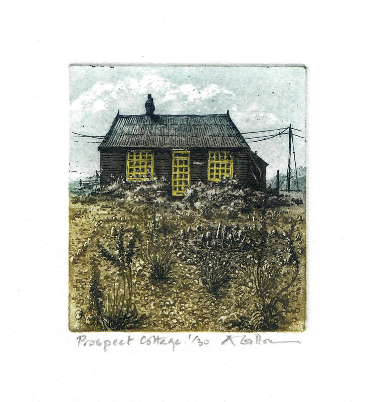 ENT132, Prospect Cottage