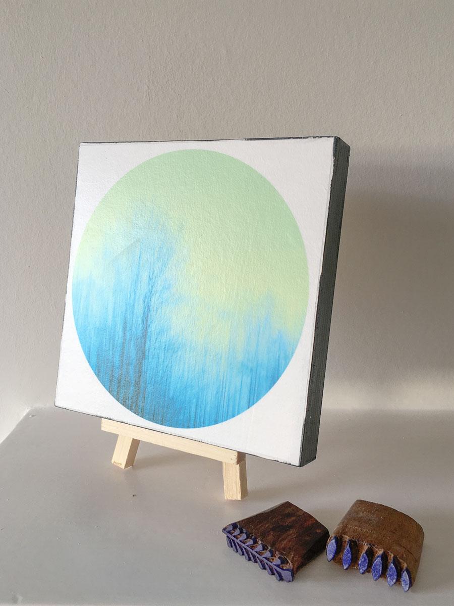 FRA075, Svolvaer ( blue/green)