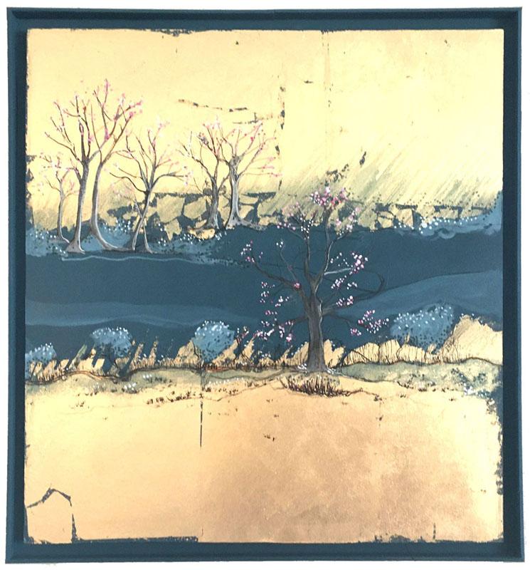 MCD195, Gold Blossom