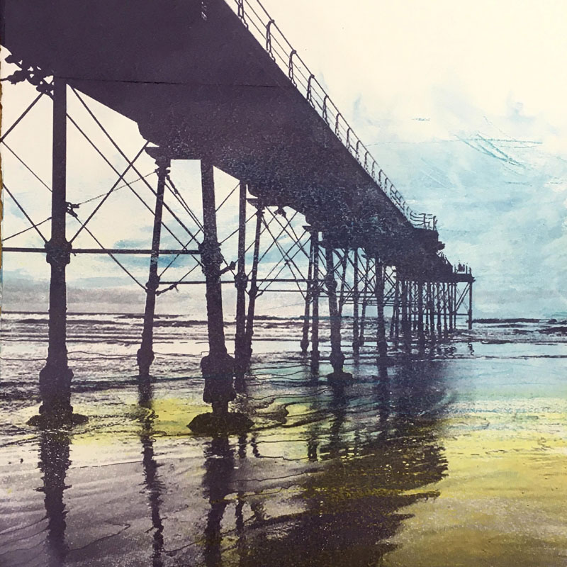 MCD196, Seaside Reflection